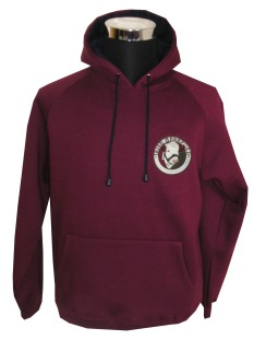 Hoodies €25.00 (€30.75 inc VAT) Burgundy
