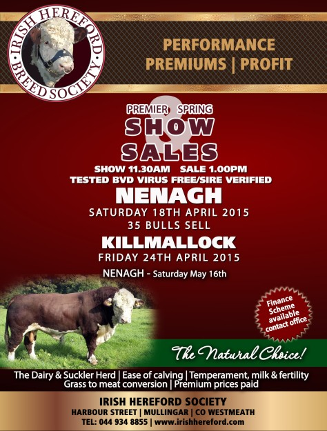 S & S Nenagh April 18th 2015