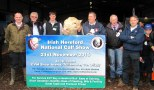 2 Pictured Denis Kiely GVM Kilmallock, Liam Philpott Vice Chairman IHBS, Denis Brennan, Slaney Foods International, Nigel Heatrick Irish Hereford Prime Willie Branagan Chairman IHBS and Don O'Brien ABP Nenagh.