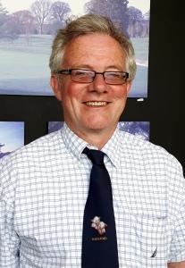 Mr Liam Philpott, President IHBS