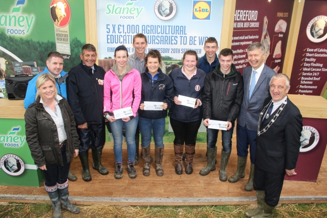 Hereford Bursary Competition back for its 3rd Year