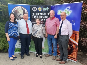 Irish Hereford Travel Bursary New Zealand Launch Photo